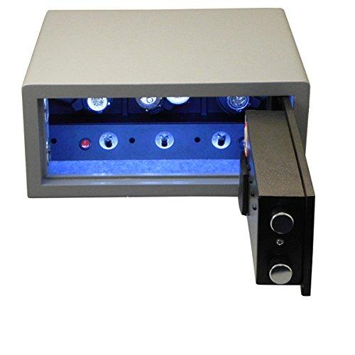 Safewinder® Type 6 S = 6 Uhrenbeweger in einem Safe