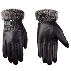 Tonsee skirt black short sport leather motorcycle motorbike summer winter gloves