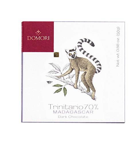 Domori - Cacao Trinitario 70% Madagascar 50g