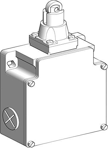 Telemecanique psn - det 08 01 - Interruptor posición pulsador roldana acero