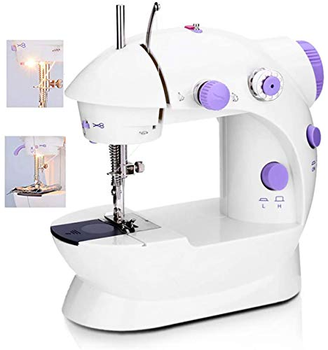 YTYC Mini Sewing Machine,Handheld Portable Electric Sewing...