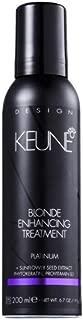 Keune Blonde Enhancing Treatment Platinum - 6.7 oz