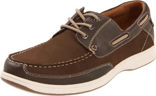 Florsheim Men's Lakeside Ox Boat Shoe,Brown,11 M US