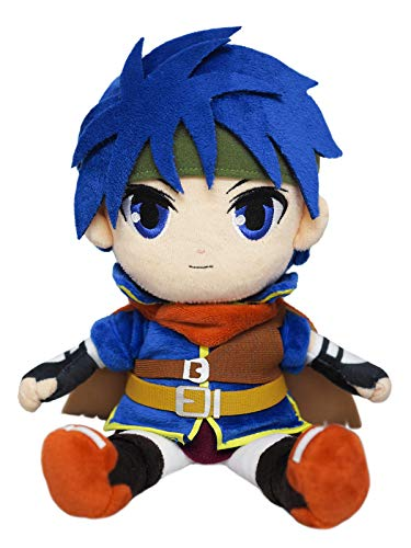 Sanei Fire Emblem All Star Collection FP03 IKE Plush, 10""