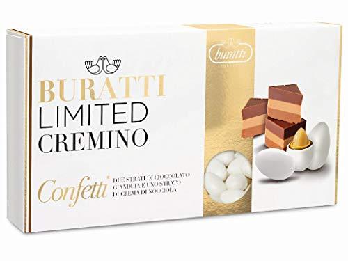 Buratti Tecg100 Confetti Tenerezze Cremino - 1 Kg