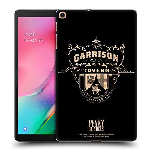 Head Case Designs Officially Licensed by Peaky Blinders Garrison Tavern Location Badges Hard Back Case Compatible with Samsung Galaxy Tab A 10.1 2019