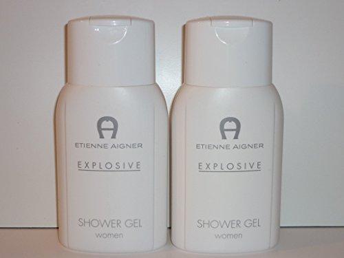 Etienne Aigner Explosive Shower Gel Women, 2x250ml