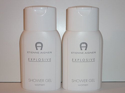 Etienne Aigner Explosive Shower Gel Women, 2x250ml