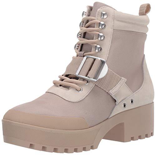 Steve Madden Women's Grady Fashion Boot, Beige Multi, 7.5 M US