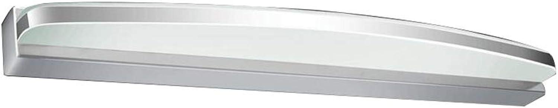 SCJ Spiegel Scheinwerfer Badezimmerspiegel Lampen Wasserdicht Und Anti-Fog Led Einfache Badezimmerspiegel Lampe Make-Up Lampe Wandleuchte (gre  50 cm)