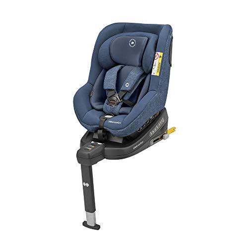 Bébé Confort Beryl Seggiolino Auto Isofix, 0-25 Kg, per Bambini fino a 7 Anni, Reclinabile 5 Posizioni, con Riduttore per Neonati, Nomad Blue