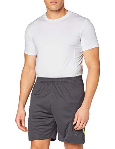 hummel Unisex Sht Hmlaction Shorts, apshaltsafetyyellow, L