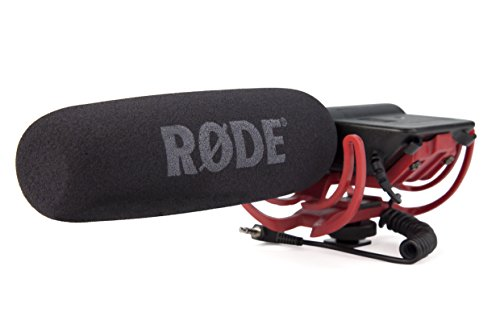Rode Rycote Edition VideoMic (Line Gradient, Polar Pattern)