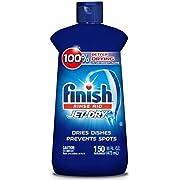 Finish Jet-Dry Rinse Aid, 16oz, Dishwasher Rinse Agent & Drying Agent