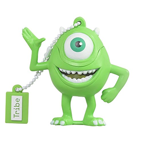 Tribe Disney Pixar Monster & Co. Mike Wazowsky - Memoria USB 2.0...