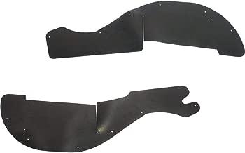 Wheelhouse Shield for Chevrolet S10 / Sonoma Pickup 94-04 Front RH and LH Inner