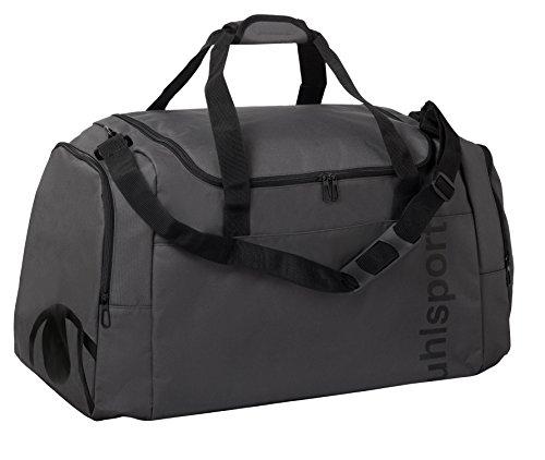 UHL Essential 2.0 Sports Sporttasche, 45 cm, 30 liters, Mehrfarbig (Anthracita/Negro)