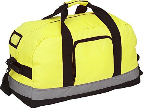 CreativeMinds UK , Borsone  Unisex - Adulto giallo Yellow