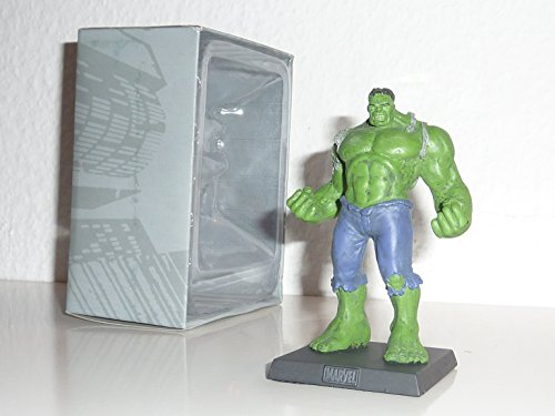 Classic Marvel Figurine Eaglemoss Special Hulk Lead Figure No Magazine