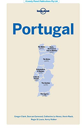 Lonely Planet Portugal (Nation Guide) - 41AB4sYBMdL