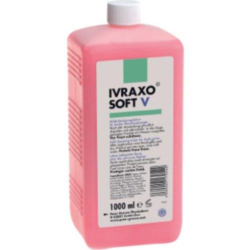 IVRAXO Lotion nettoyante 1l Ivraxo Soft V pour distributeur 9000473400/9000473133