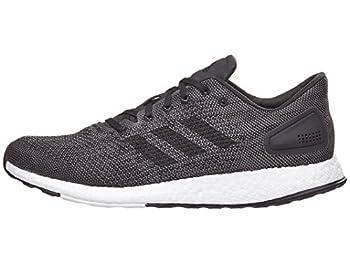 adidas Pureboost DPR Shoe - Men s Running 11 Dark Grey Solid/White/Core Black