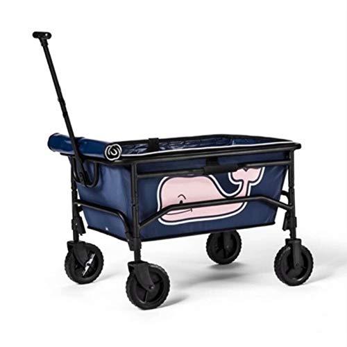 Carro Plegable al Aire Libre Trolley al aire libre Trolley Aluminio Trolley...