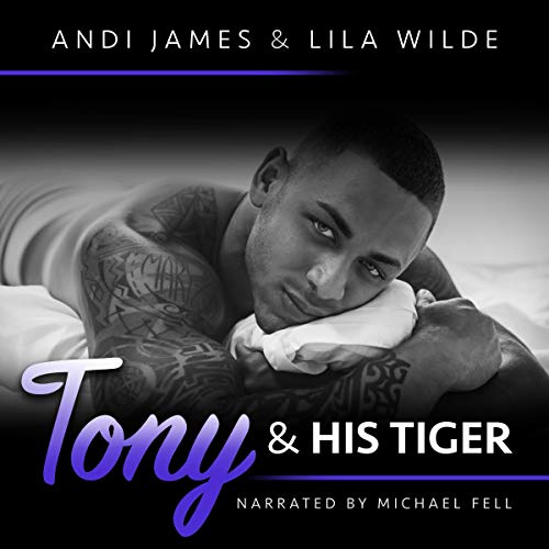 Tony and His Tiger cover art