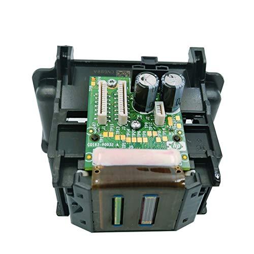 WTBH Cabeza de Impresora Cabezal de impresión for HP 3070 3070A 3520 3521 3522 3525 5525 4610 4615 4620 4625 5510 5514 5520 Bandeja de Impresora (Color : Black and Colorful)