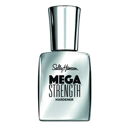 Sally Hansen Mega Strength, Hardener, 0.4 Fl Oz (Pack of 1)