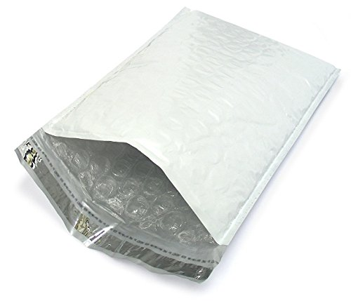 5x8 Self Seal Poly Bubble Mailers - Padded Envelopes (Inside Dimensions 4.5�7) (40 Bubble Mailers)