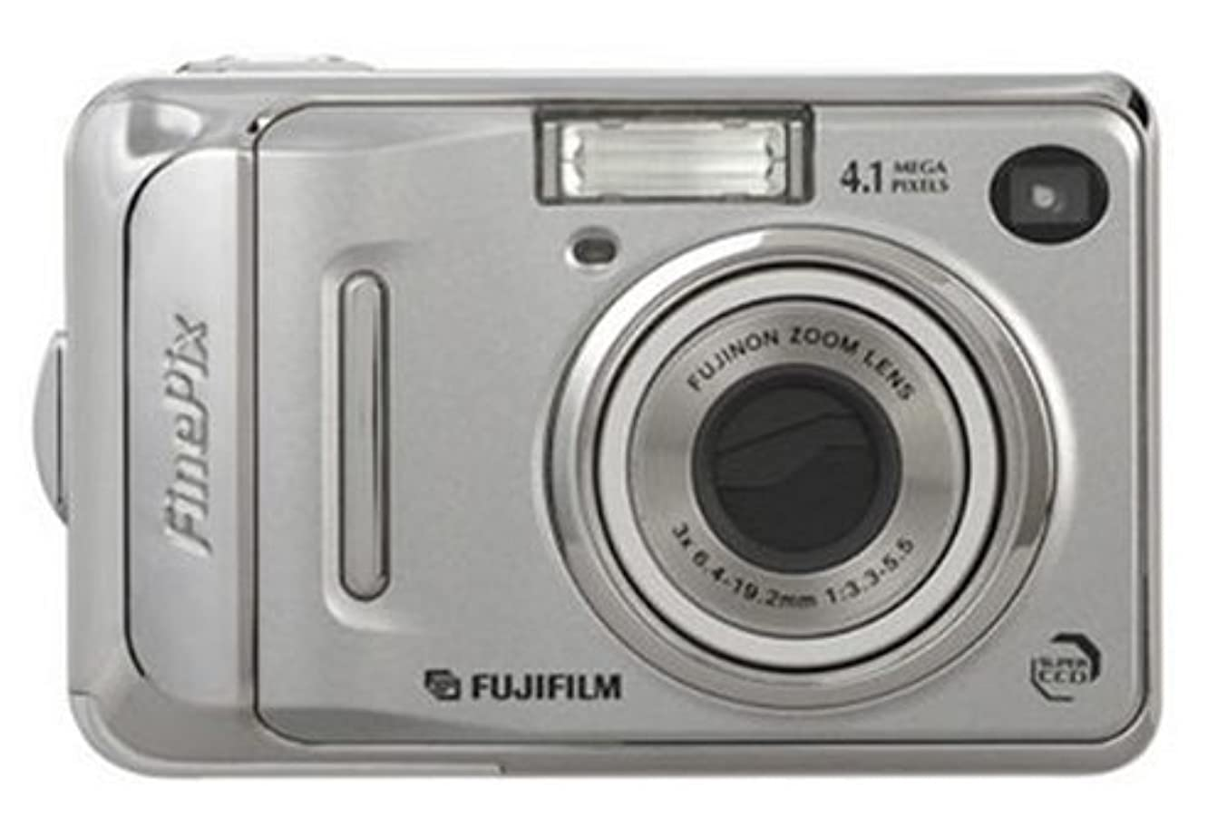 Fujifilm Finepix A400 4.1MP Digital Camera with 3x Optical Zoom