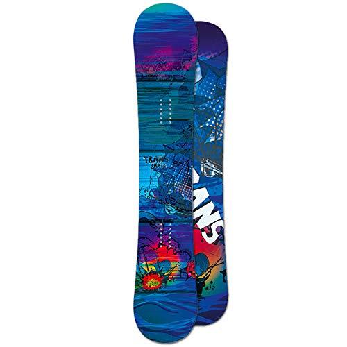 Unbekannt Herren Snowboard VARIOROCKER Trans Pirate Blue ~ 153 cm ALLMOUNTAIN Board