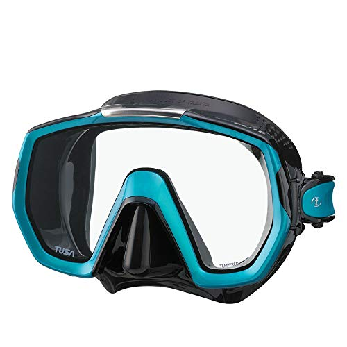 TUSA M-1003 Freedom Elite Scuba Diving Mask,...
