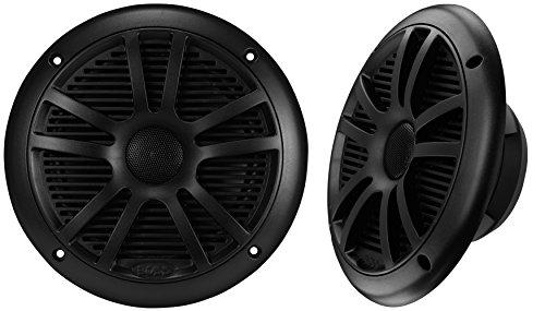 Boss Audio Systems MR6B De 2 vías Altavoz Audio - Altavoces para Coche (De 2 vías, 89 dB, 80-20000 Hz, 16,5 cm, 5,55 cm)