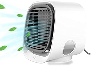 Refrigerador de aire personal, mini ventilador de aire acond