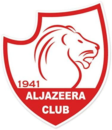 Al Jazeera Club - Syria Football Soccer Futbol - Car Sticker - 5