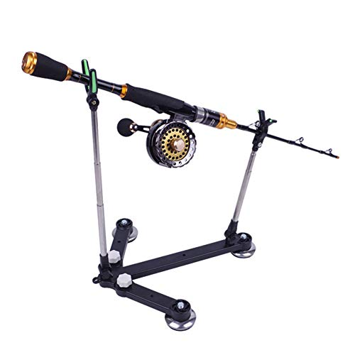 Support de Canne à pêche, Support Canne A Peche Acier...