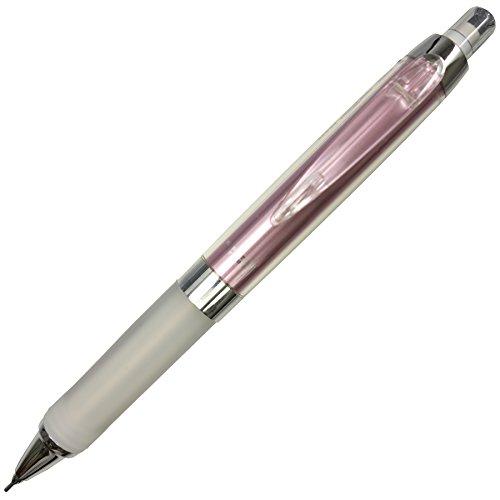 Uni Alpha-Gel Kuru Toga Mechanical Pencil, 0.5 mm, Noble Pink Body (M5858GG1PN.13)