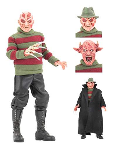 NECA Figura Freddy Krueger, Multicolor (39977)