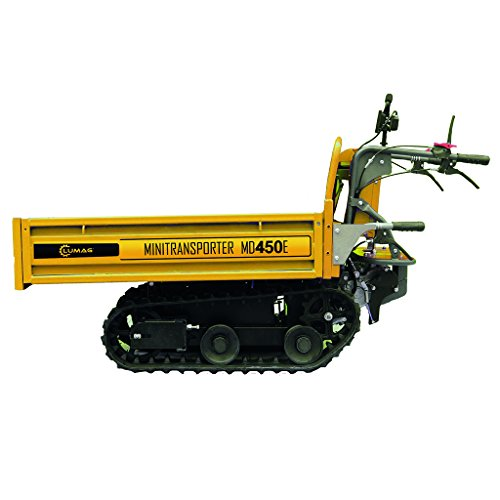 LUMAG MD 450E Akku- / Elektro Dumper Minidumper ***NEU***