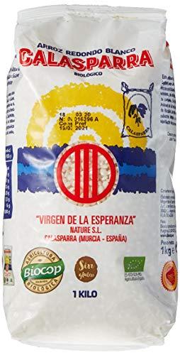 Calasparra Arroz E.Plastico Blanco Calasparra 1 Kg - 300 g