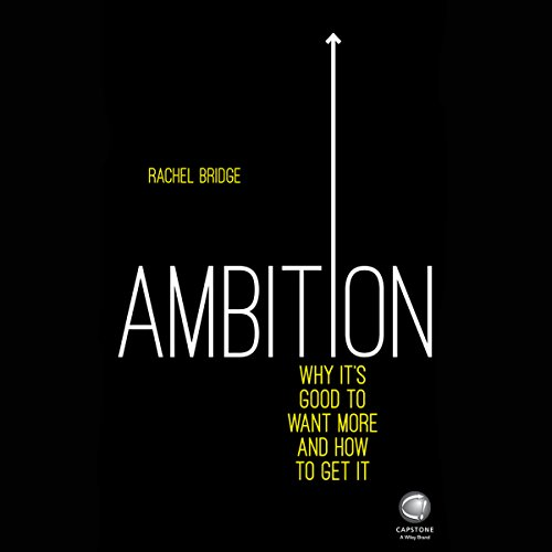 Ambition audiobook cover art