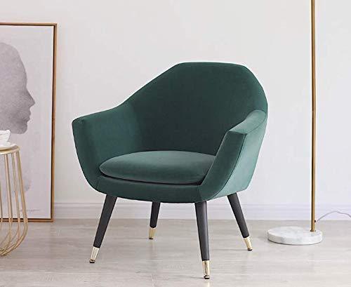 Burque Velvet Green Tub stoel