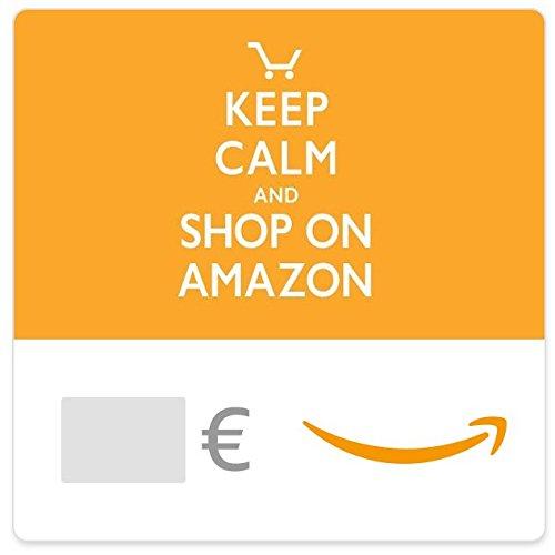 Buono Regalo Amazon.it - Digitale - Keep Calm and Shop On Amazon