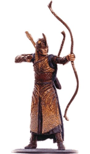 Lord of the Rings Figurine Collection Nº 76 Elven Archer
