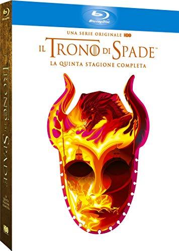 Il Trono di Spade, Stagione 5 - Robert Ball Limited Edition (Blu-Ray) (4 Blu Ray)