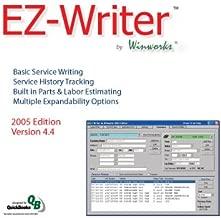 EZ-Writer by Winworks - Automotive Service Writing Software