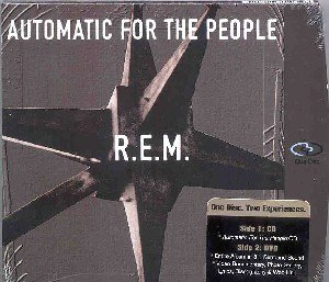 R.E.M. Automatic for the People Dual Disc (UK Import)
