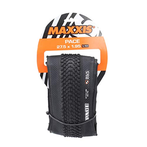 【US Stock】 MAXXIS M333 26/27.5/29 × 1.95/2.1 Fold/Unfold MTB Tires 60TPI Bicycle Wheel Clincher Tire, Non-Slip Anti-Puncture Resistant Flimsy Mountain Bike Wire Bead Tyre (26inch2.1-Fold)